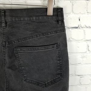 DYNDNM | Kate skinny high rise ankle jeans